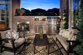 Outdoor Entertainment - small garden ideas for outdoor entertainment areas