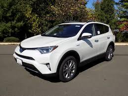 toyota awd 2018 toyota rav4 hybrid limited awd 4d sport utility in