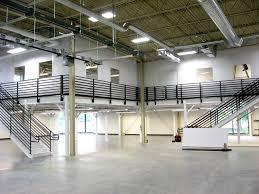 Portafab Industrial Mezzanines And Steel Mezzanine Floors