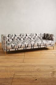 stretched ikat mina sofa anthropologie