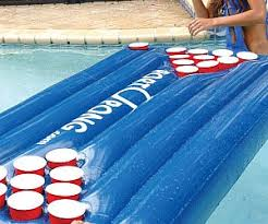 Hockey Beer Pong Table Beer Pong Hat