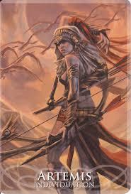 artemis diana artemis goddesses and sirens