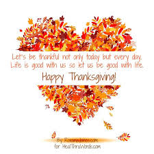Is Thanksgiving Today Is Thanksgiving Day