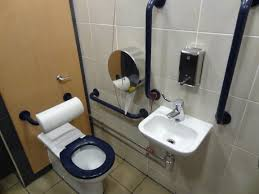 Handicap Accessible Bathroom Designs by Most Commonly Recommended Handicapped Bathroom Accessories Get