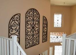 rod iron wall art home decor metal wall art medallion wrought iron home decor accent scroll for