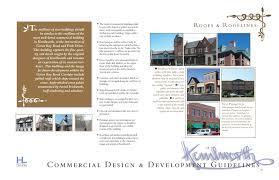 design guidelines the gables houseal lavigne associates kenilworth design guidelines