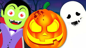 happy halloween scary songs for children kids nursery rhyme