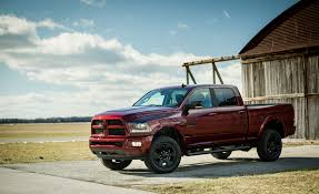 2018 ram 2500 3500 in depth model review car and driver