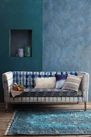 271 best sofa design ideas images on pinterest living spaces hand dyed shibori sofa