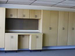 Garage Wall Cabinets Home Depot by Wall Mounted Garage Cupboard Closed Lifestyle Wardrobes Garage