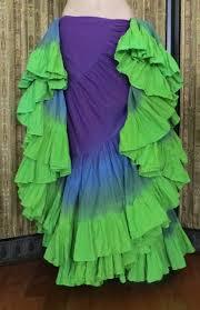 vibrant purple peacock