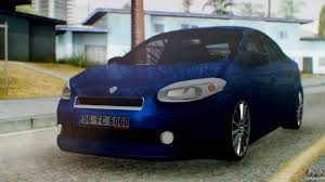 renault phoenix renault fluence for gta san andreas