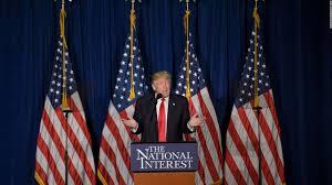 donald trump u0027s foreign policy u0027america first u0027 cnnpolitics