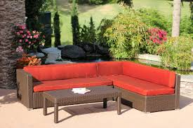 brayden studio doerr 3 piece deep seating group with cushion