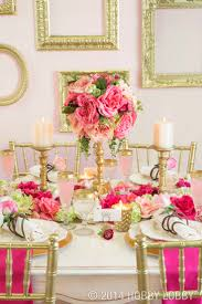 Centerpieces For Bridal Shower by 208 Best Magenta Weddings Images On Pinterest Marriage Wedding