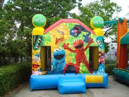 bounce house rental miami sesame bounce house rental in miami jpg