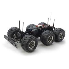 nitro rc monster truck kits tamiya 1 18 konghead 6x6 g6 01 monster truck kit