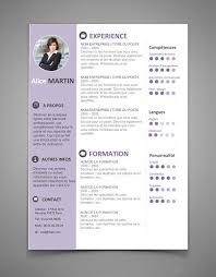 top resume formats best 25 cv template ideas on creative cv design