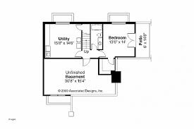 home plans with basement house plan lovely house plans with walkout basement one story