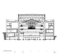 Radio City Floor Plan by National Polish Radio Symphony Orchestra Konior Studio Archdaily