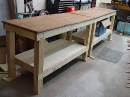 plans for garage family handyman workbench plans for garage best house design