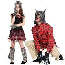 halloween costume female werwolf costumes dress up werewolf