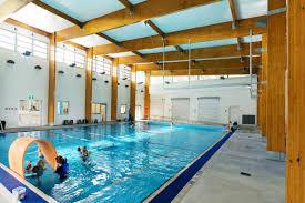 beautiful white brown wood modern design pool indoor roof gallery