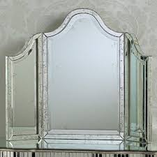 tri fold mirror with lights 100 best tri fold vanity mirror images on pinterest dressing
