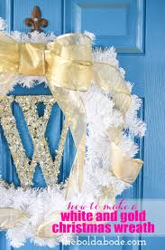 Blue And White Christmas Decorations Ideas by 12 Sparkly Christmas Decorating Ideas To Bling Out Your Holiday
