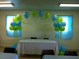 67 best balloons decor christening images on pinterest balloon