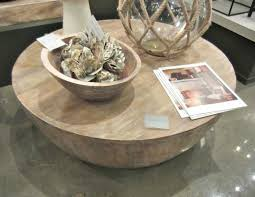 Large Round Coffee Table by Versatile Elegant Round Wood Coffee Table Bed U0026 Shower