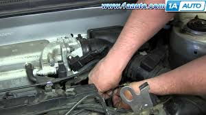 how to install replace engine ignition coil 2003 06 hyundai