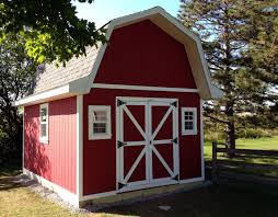 how to build a barn style roof gambrel storage shed 12x20 tall barn style roof plans wood 12x16