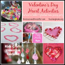 valentines1000 photo album s day heart activities featured on the pinning party