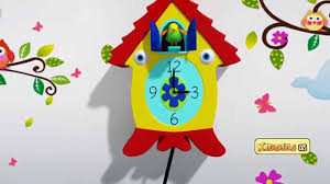 clock exciting the boy with the cuckoo clock heart tin man heart