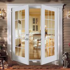Out Swing Patio Doors Shop Reliabilt 5 Reliabilt Patio Door Wind Code Approved