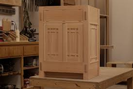 Arts And Crafts Cabinet Doors The Most Pleasant Idea Craftsman Style Bathroom Vanity Arts And