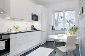 small white kitchen ideas interior minimalist scandinavian kitchen decor with black wood