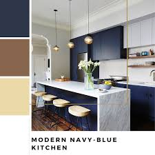 navy blue and grey kitchen ideas 5 beautiful blue kitchen ideas colour schemes combinations