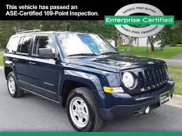 used 2016 jeep patriot for sale in saint paul mn edmunds