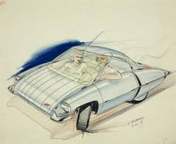 the story of styling postwar american car designers are c