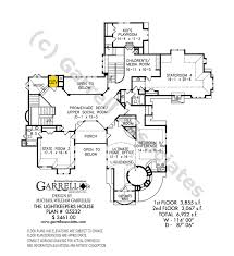 house plan dimensions lightkeeper s house plan house plans by garrell associates inc