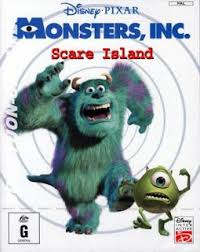 free download game monster scare island software house