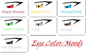 colors for moods color for moods colors for mood stylish mood ring colors meanings