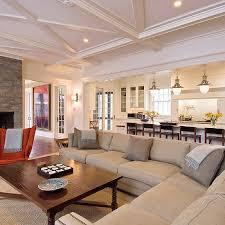 open concept kitchen living room designs open concept living room design ideas