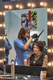 hair style photo booth remington booth during cee 2017 in kiev ukraine editorial stock