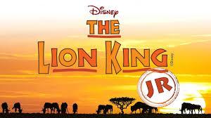 disney u0027s lion king jr cast list