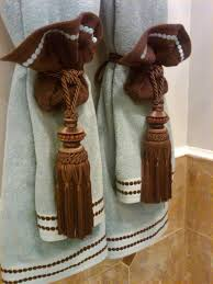 Brilliant Bathroom Towel Designs H96 For Home Decoration Ideas