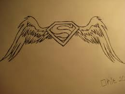 superman wings tattoo tattoos i like pinterest tattoo