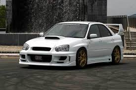 peanut eye subaru charge speed peanut eye type 1 frp front bumper